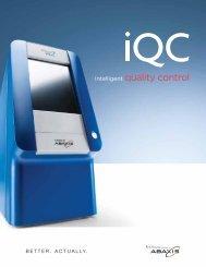 iQC - Intelligent Quality Control - Abaxis