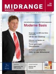 Moderne Basis - Midrange Magazin