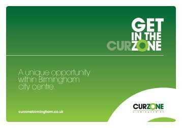 A unique opportunity within Birmingham city centre. - Focus