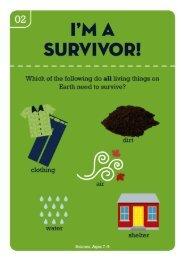 I'm a Survivor! [pdf] - Chronicle Books
