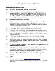 Perguntas mais frequentes - MeadWestvaco