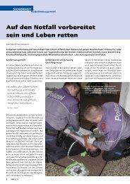 Auf den Notfall vorbereitet sein und Leben retten.pdf - First Responder