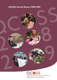 2008-2009 - Queensland Council of Social Service
