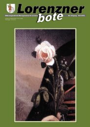 Lorenzner Bote - Ausgabe Mai 2005 (2,5MB) (0