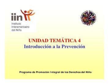 Guía de estudio para el módulo 4 - IIN