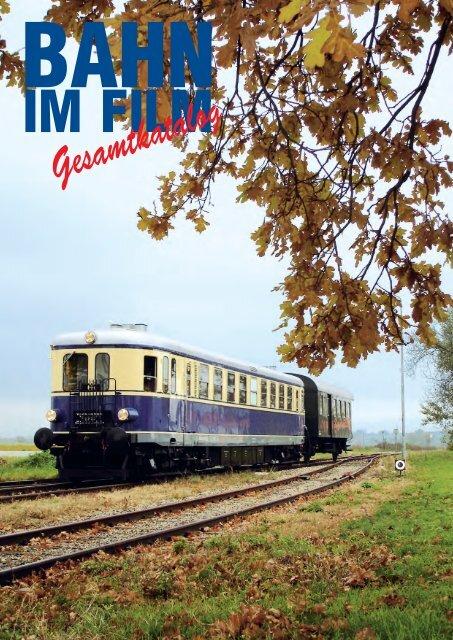 Gesamtkatalog - Bahn im Film