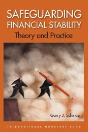 Safeguarding Financial Stability: Theory and Practice; December 12 ...
