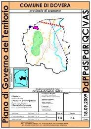 Provincia di Cremona - Comune di Dovera