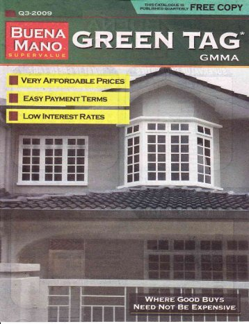 to download the Buena Mano Super Value Green Tag GMMA ...