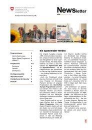 Newsletter - Alpine Space Programme
