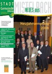 Gemeindezeitung 2008/1 (0 bytes) - Mistelbach