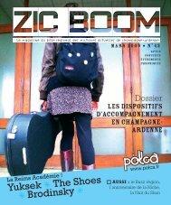 Zic Boom n°42 Mars / juin 2009 - Polca