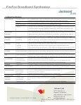 FireFox Broadband Synthesizer – OEM Model - Jackson Labs ... - Page 4