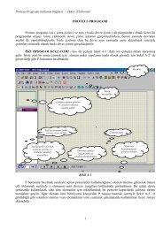 Proteus Programı kullanım bilgileri - Diker Elektronik 1 PROTEUS ...