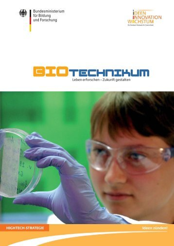 Download als PDF (2 MB) - BIOTechnikum