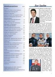 hsb-Report 1-2011 - Heidenheimer Sportbund