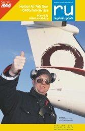 Horizon Air Puts New Q400s Into Service - Bombardier