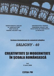 Creativitate si modernitate in scoala romaneasca - PIM Copy