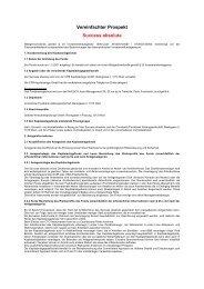 Vereinfachter Verkaufsprospekt (.pdf | 34,3kb) - MBI