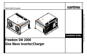 freedom-sw-2000-sine-wave-inverter-charger-xantrex Xantrex Sw Wiring Diagram on