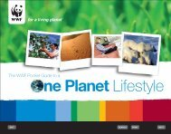 ne Planet Lifestyle - WWF-India