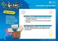 Secondary Schools Resources