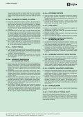 Splošni pogoji za zavarovanje avtomobilske asistence - COMFORT - Page 4
