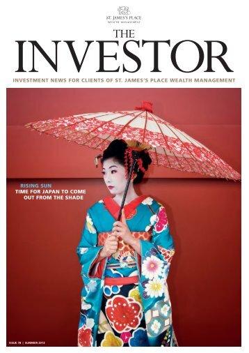 Summer Investor Magazine - St James's Place
