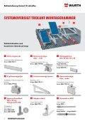 Befæstelsessystemet til solceller - Würth Danmark A/S - Page 6