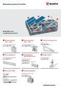 Befæstelsessystemet til solceller - Würth Danmark A/S - Page 7