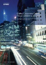 Global Corporate Capital Flows, 2008/9 to 2013/14 - Maths-fi.com