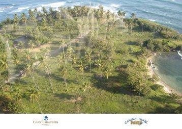 Costa Esmeralda A4 13:A4-Querformat - MBI