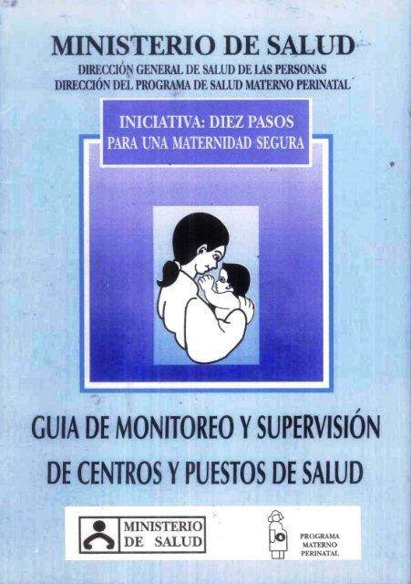 Diez pasos para una - Bvs.minsa.gob.pe - Ministerio de Salud