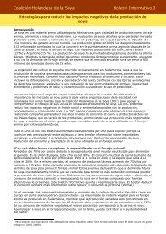 Boletín Informativo 3-Estrategias para reducir los impactos ...