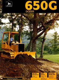 Page 1 Page 2 John Deere engineered and manufactured »fi ...