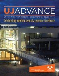 November 2010 - University of Johannesburg