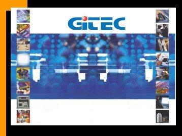 catalogo de producto 2006 product catalogue 2006 - gitec ...