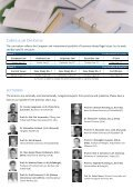 8th Summer School on European Business Law 2012 August 20th ... - Page 3