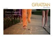 Game-changers - IPAA WA - Institute of Public Administration Australia