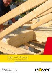 Tagkonstruktioner - Isover