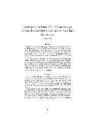 Diviseurs de la forme 2D − G sans sections et rang de la ...