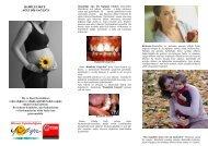 Hamilelerde Ağız ve Diş Sağlığı için tıklayınız