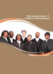 07 NPA Sub Programme 1 - Institute for Security Studies