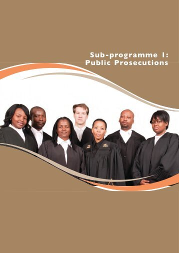 07 NPA Sub Programme 1 - Institute for Security Studies