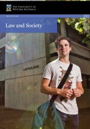 Get your career off to a flying start Law and Society - Faculty of Law ...