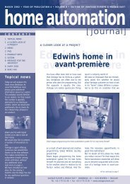 Edwin's home in avant-première Topical news - Vantage