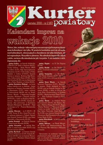 Kurier Powiatowy nr 2(87) - Powiat koniński