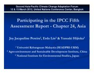 Participating in the IPCC Fifth Assessment Report - Chapter 24 ...