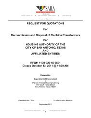 REQUEST FOR QUOTATIONS For Decommission and Disposal of ...