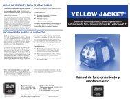 YELLOW JACKET ®